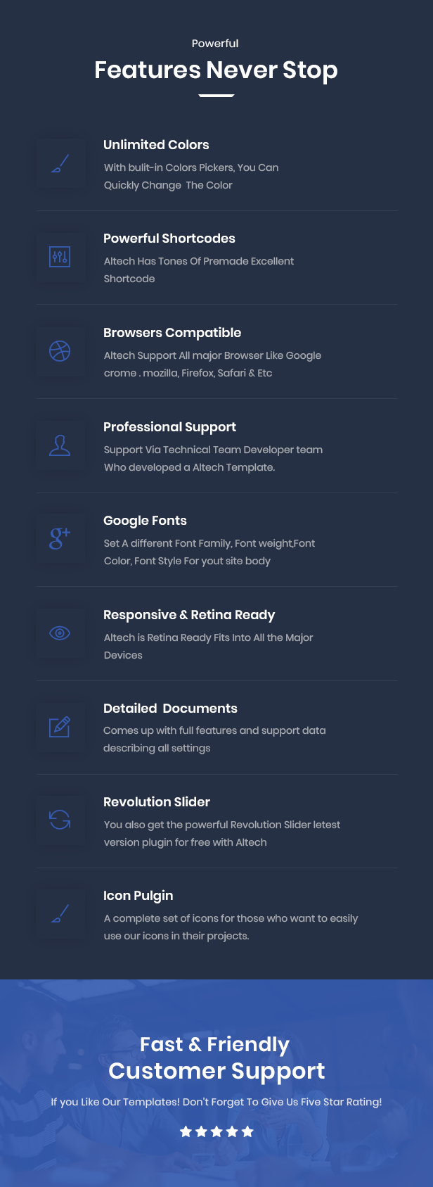 IT Sollutions and Services HTML Template